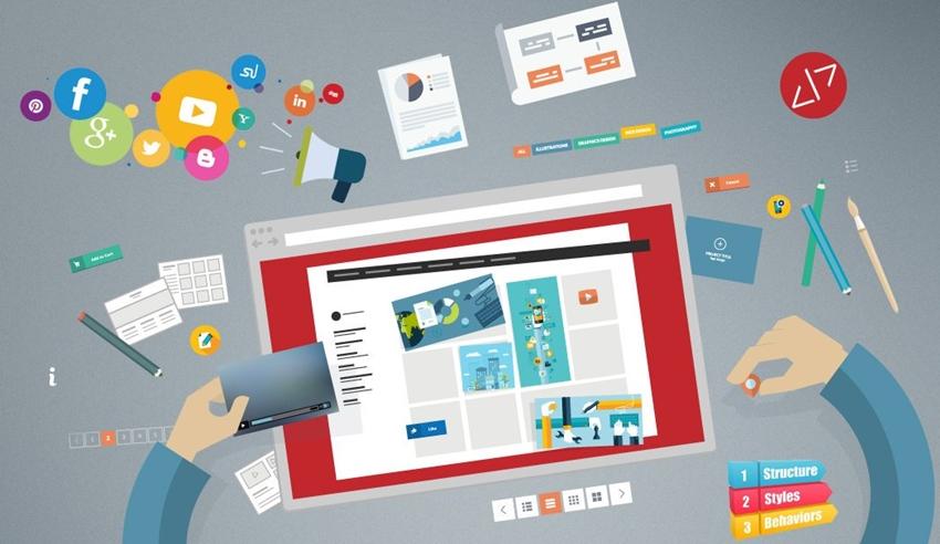Kết quả hình ảnh cho thiết kế website theo yêu cầu