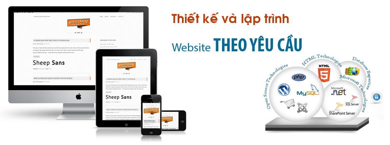 thiet ke website theo yeu cau