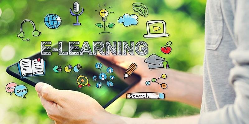 Thiết kế website dạy học trực tuyến E-Learning